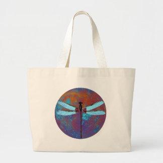 Dragonflight Large Tote Bag
