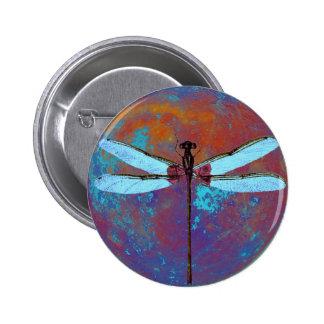 Dragonflight Pinback Button