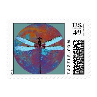 Dragonflight Postage Stamps