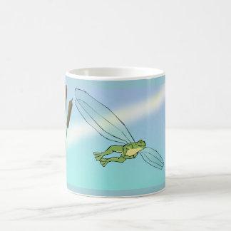 Dragonflog Coffee Mug