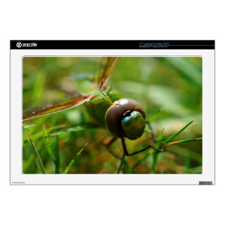 "Dragonfly 17"" Laptop Skin For Mac & PC"