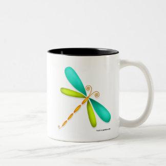 Dragonfly 1 mugs