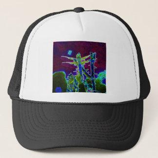 Dragonfly 1 trucker hat