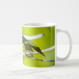Dragonfly #3 coffee mug