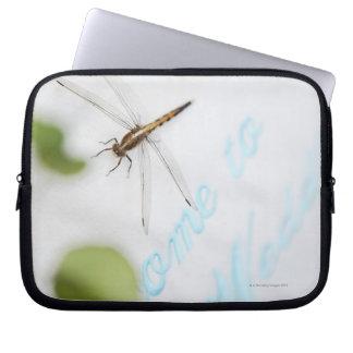 Dragonfly 4 laptop sleeve