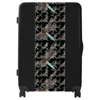 Dragonfly Airforce Luggage