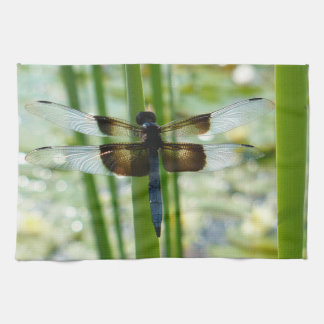 Dragonfly American MoJo Kitchen Towel