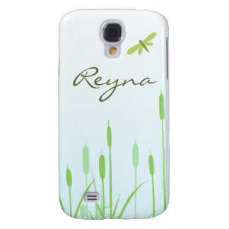 Dragonfly and Grass HTC Vivid Case