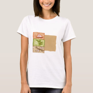 Dragonfly and Leaf T-Shirt