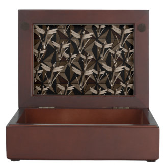 Dragonfly Art Memory Boxes