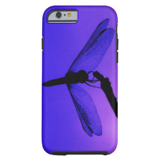 Dragonfly at Dusk Tough iPhone 6 Case