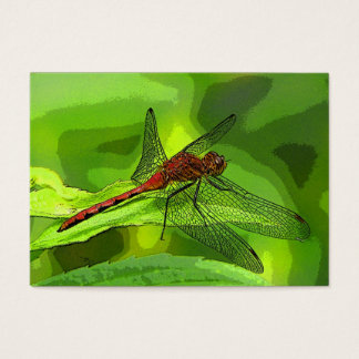 Dragonfly ATC Business Card