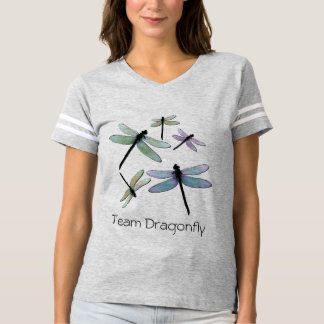 Dragonfly athletic tee