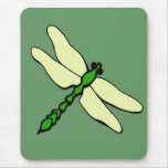 Dragonfly Baby Mouse Pad