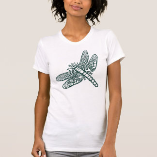 Dragonfly - Black and White II T-Shirt