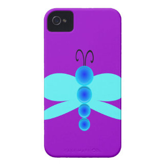Dragonfly BlackBerry Bold Case-Mate