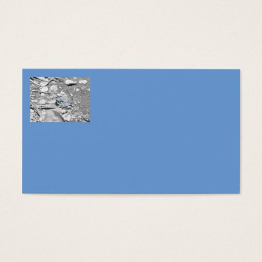 Dragonfly Blue Business Card