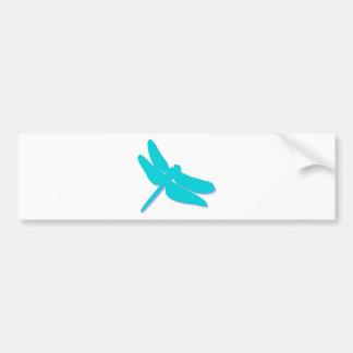 Dragonfly Bumper Sticker