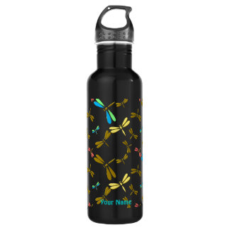 Dragonfly Canteen Water Bottle