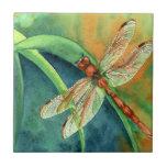 Dragonfly Ceramic Tiles