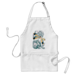Dragonfly Chic Adult Apron