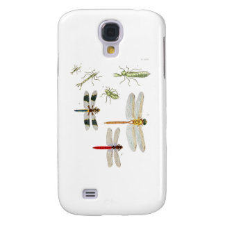 dragonfly-clip-art-4 samsung galaxy s4 cover