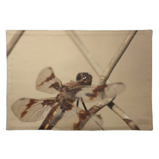 Dragonfly Cloth Placemat