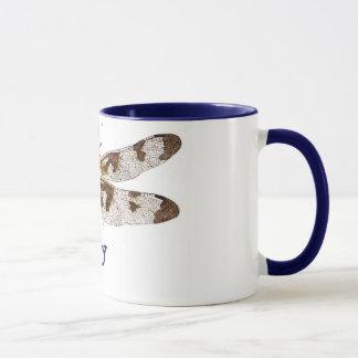 Dragonfly Coffee Mug IV