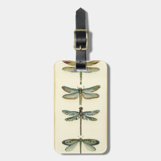 Dragonfly Collection by Chariklia Zarris Luggage Tag