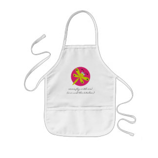 dragonfly > come fly with me! (around the kitchen) kids' apron