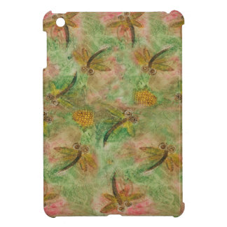 Dragonfly Cotton Candy iPad Mini Cover