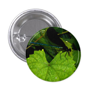 """Dragonfly""  CricketDiane Designer Stuff Buttons"