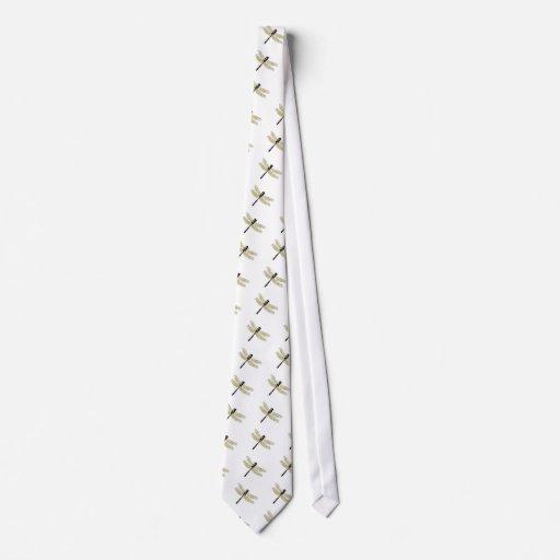 Dragonfly Custom Tie