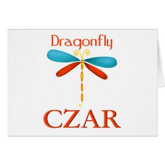 Dragonfly Czar Card