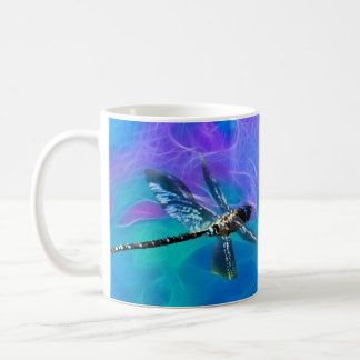 Dragonfly Damsel Fly Insect-lovers Gift Series Coffee Mug