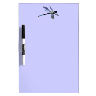 Dragonfly Damsel Fly Insect-lovers Gift Series Dry-Erase Board