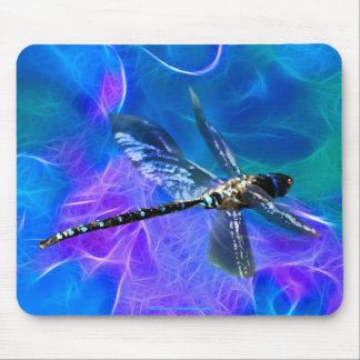 Dragonfly Damsel Fly Insect-lovers Gift Series Mouse Pad
