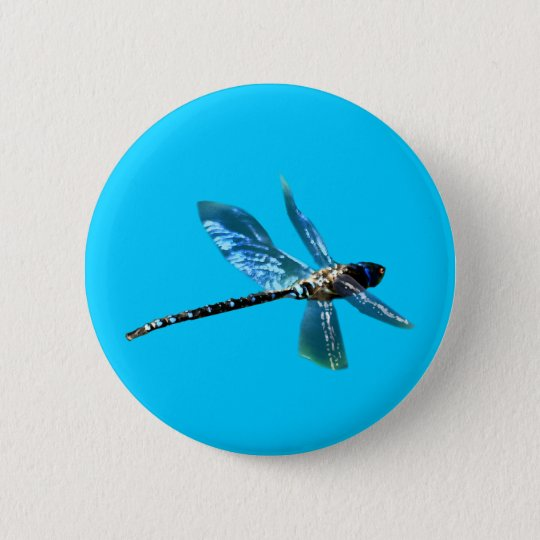 Dragonfly Damsel Fly Insect-lovers Gift Series Pinback Button