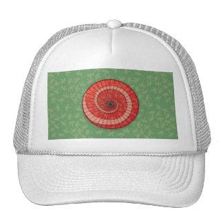 dragonfly dance trucker hat
