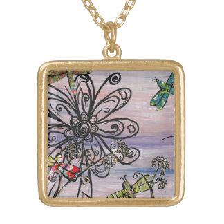 Dragonfly Dawn Necklace