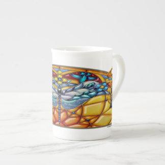 Dragonfly Daydream - Bone China Mug