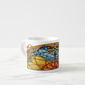 Dragonfly Daydream - Espresso Mug