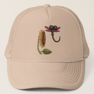 Dragonfly Days Trucker Hat