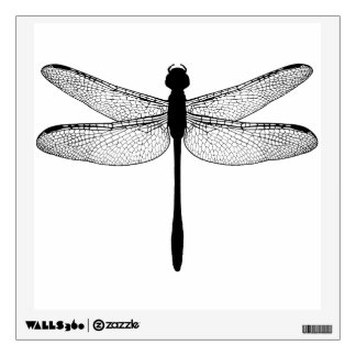 Dragonfly Decal Wall Stickers