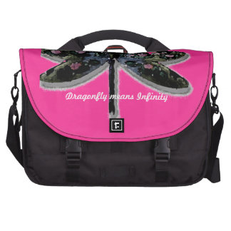 Dragonfly Design Laptop Bags