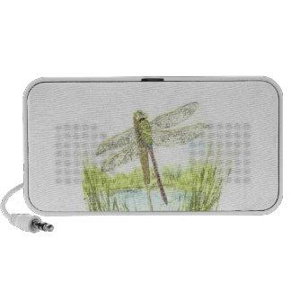 Dragonfly Doodle Speaker