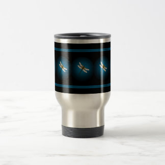 Dragonfly Dragonflies  Insects Blue Mug