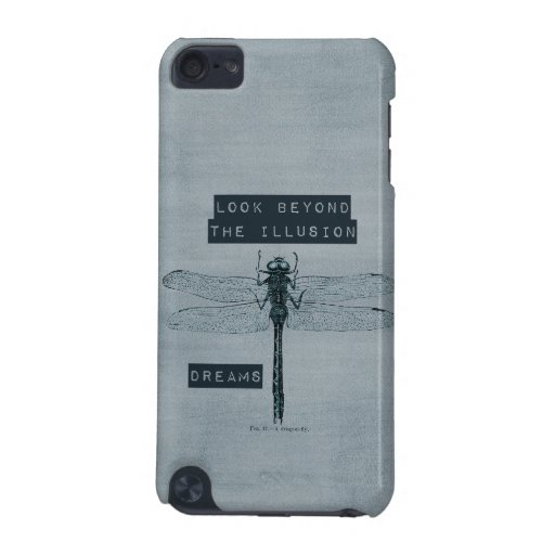 Dragonfly Dream Illusion iPod Touch (5th Generation) Cover