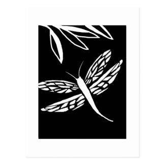 Dragonfly Dream Post Card