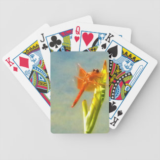 Dragonfly Dreaming Playing Cards